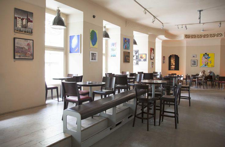 cafe NoD, Prague