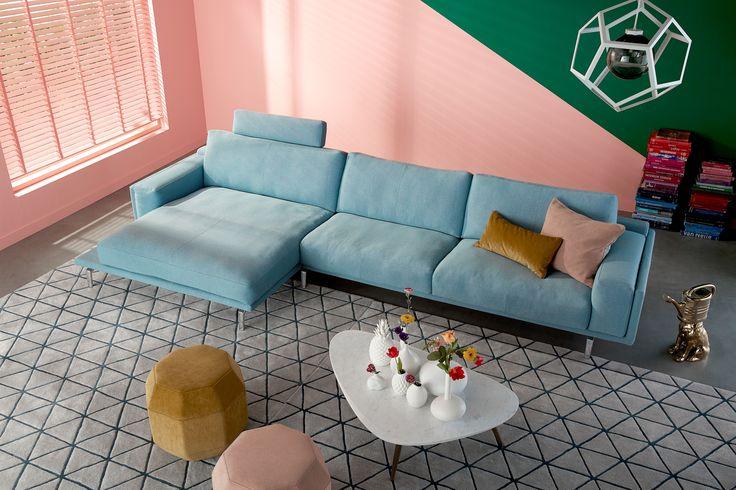 Bellice | Leolux #Design #Inspiration #Leolux #Pastel #Sfeer