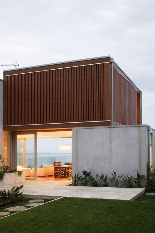 Mission Bay House, by Crosson Clarke Carnachan Architects