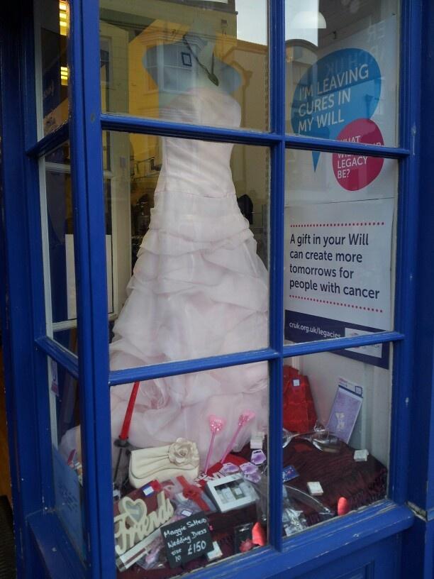 Valentines wedding dress 2013