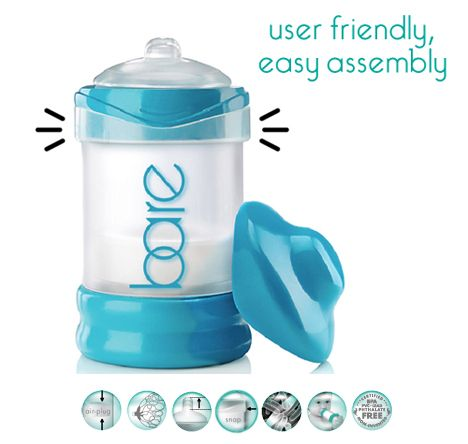 new bottle mimics breastfeeding