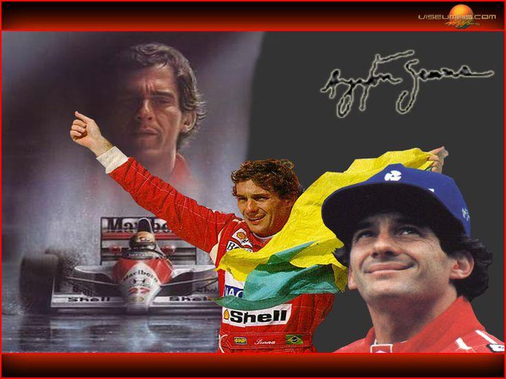 Ayrton Senna da Silva foi um piloto brasileiro de Fórmula 1, três vezes campeão mundial, nos anos de 1988, 1990 e 1991. Foi também vice-campeão no controverso campeonato de 1989 e em 1993. Wikipédia Nascimento: 21 de março de 1960, São Paulo, São Paulo, Brasil Falecimento: 1 de maio de 1994, Ímola, Itália Altura: 1,71 m Cônjuge: Lilian de Vasconcelos Souza (de 1981 a 1982) Irmãos: Viviane Senna, Leonardo Senna Filiação: Neide Senna da Silva, Milton da Silva