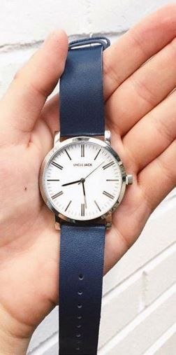 We are honoured and so very proud to support an organisation that is changing lives and doing unbelievable work in our community by raising awareness of anxiety and depression.  10% of all sales from our Blue-Silver watch is donated to Beyond Blue.