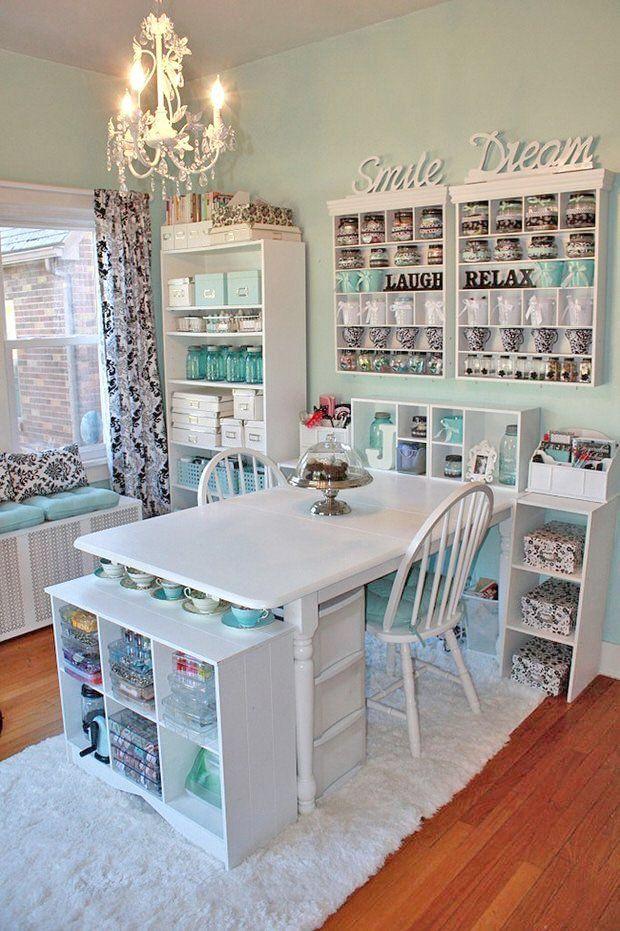 Superb Office Craft Room Ideas Crafting A Craft Room Diy Craft