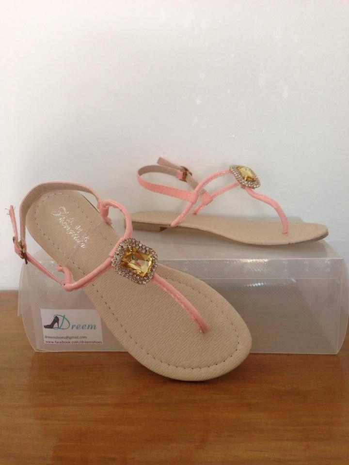 """Dreem Shoes """"Marigold"""" Pink  Size 5-8  $25 www.facebook.com/dreemshoes"""