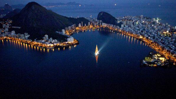 Christmas Eve  in Rio de Janeiro, BrazilPhoto by Marc Martinez