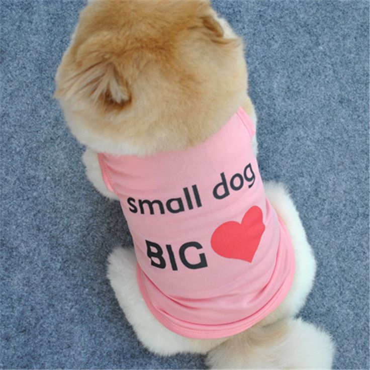Letter Printed Small Dog Tops Dog Cat Puppy Clothes T Shirt Dress Pet Dog Cotton Costumes LY1 // FREE Shipping //     Buy one here---> https://thepetscastle.com/letter-printed-small-dog-tops-dog-cat-puppy-clothes-t-shirt-dress-pet-dog-cotton-costumes-ly1/    #dog #dog #puppy #pet #pets #dogsitting #ilovemydog #lovedogs #lovepuppies #hound #adorable #doglover
