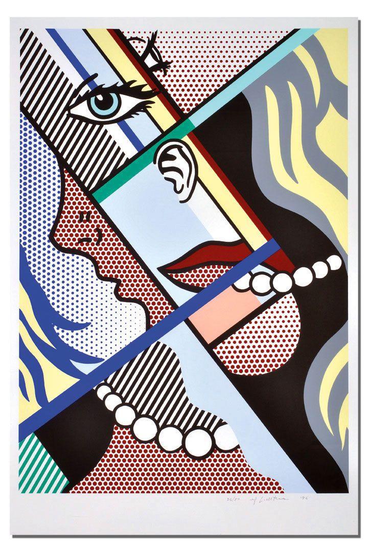 Roy Lichtenstein: Modern Art I http://artcaffeine.imobileappsys.com