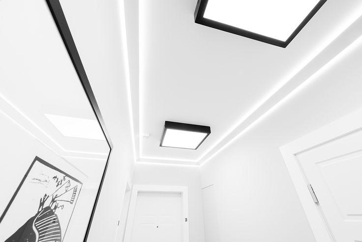 Apartamenty Harmonica / HSK Ledy #LED #ledlight #design #lightdesign