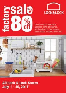 Lock and Lock Sale up to 80% Off