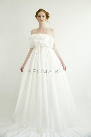Dancing Fan #382 kelima k wedding dress designs