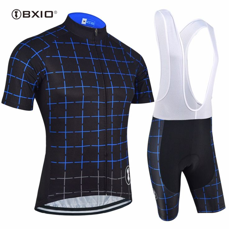 BXIO Super Cool Cycling Set Men Equipo de Ropa Ciclismo Pro Mountain Bike Bicicleta Short Sleeve Summer Bicycle Clothing 096 #Affiliate