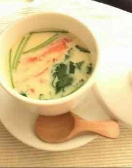 寿司屋の簡単茶碗蒸し