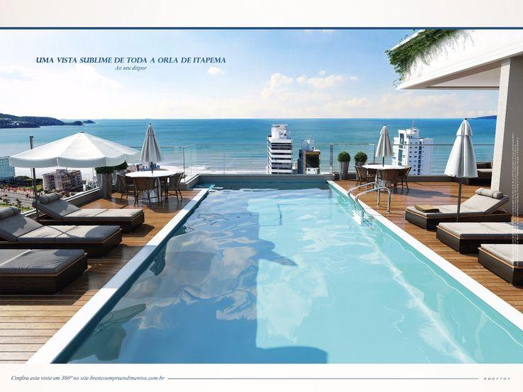 Lançamento em Itapema  Com piscina