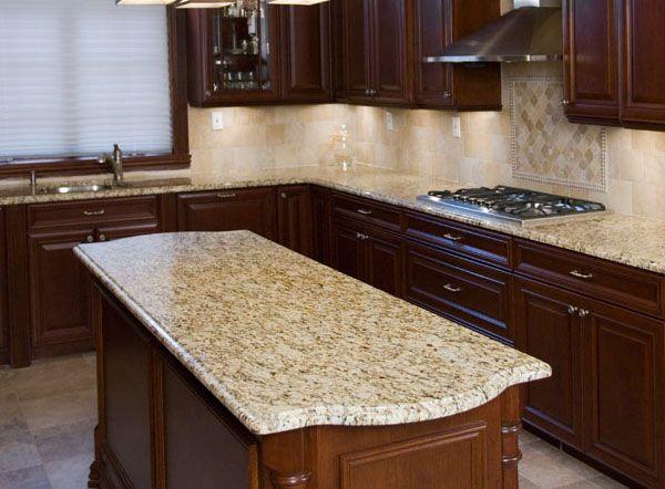 Best 25 giallo ornamental granite ideas on pinterest for Kitchen granite countertop ideas