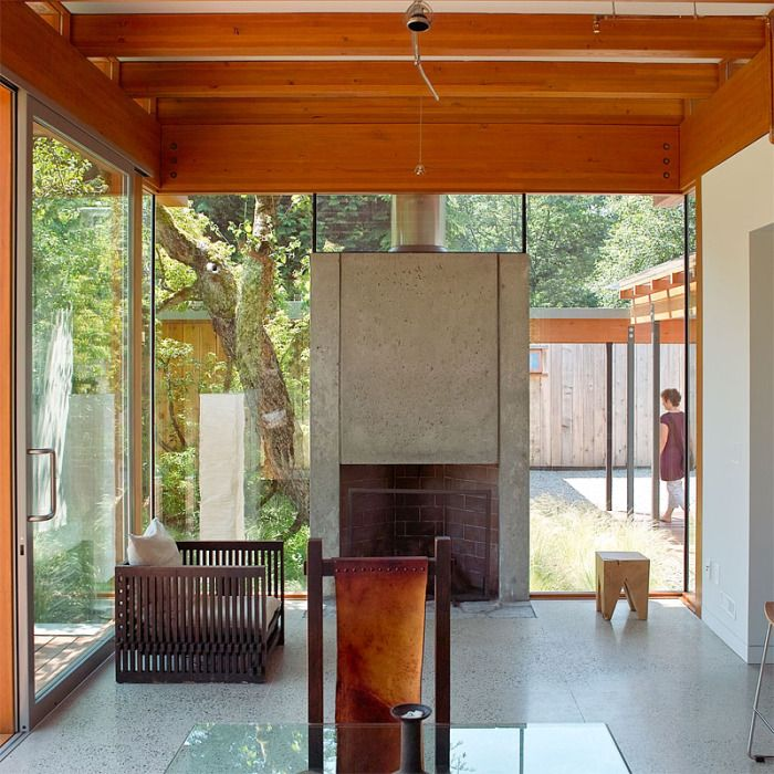 ned and peter pratt architects / coast modern house, vancouver