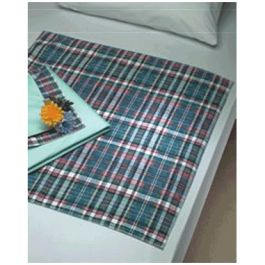 Review Image For Plaidbex Reusable Underpad  Heavyweight Bed Pad