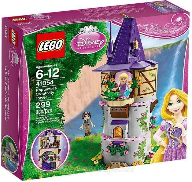 LEGO Disney Princess - Rapunzel's Creativity Tower (41054)