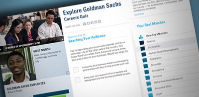 Goldman Sachs | Careers Blog - Goldman Sachs Named on Fortune Magazine's 'Best Companies' List for 2014