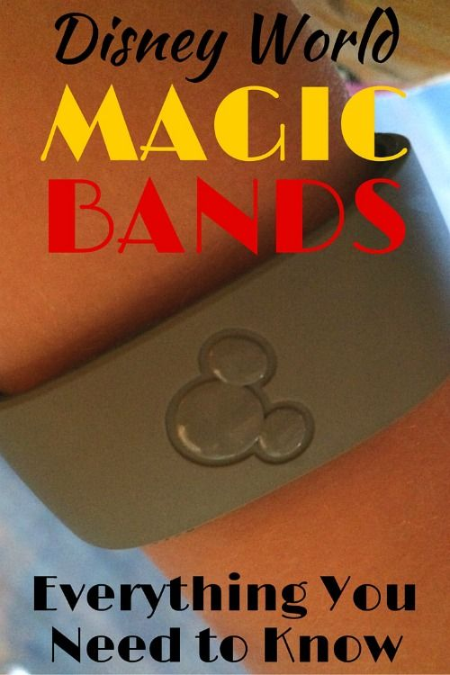 12 Things You Need to Know about MagicBands at Walt Disney World.