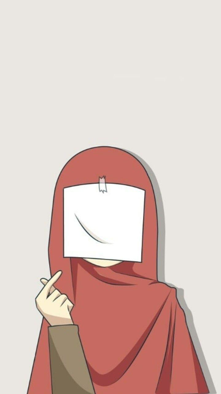 √215 Gambar Kartun Muslimah Cantik Lucu Dan Bercadar HD
