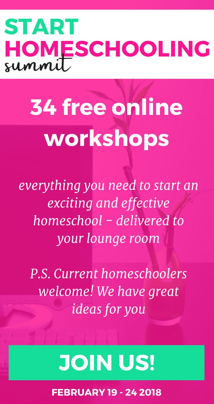 This FREE online homeschool summit includes a nature studies workshop with Kirstee from This Whole Home
