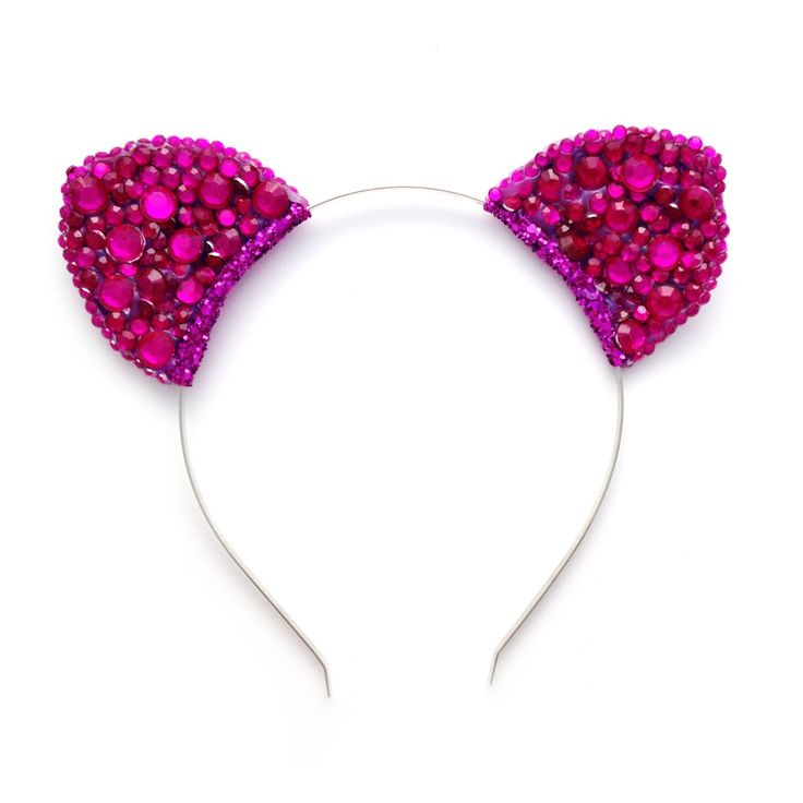 Image of Liberace Kitty Ears in Pink