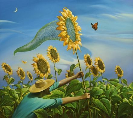 Vladimir Kush - one-day-in-the-life
