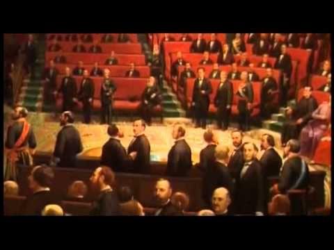 TEMA 5 -El Sexenio Democrático 1868-1874. (Marcos Alvarez - YouTube -) 1.- La Revolución de 1868. (00:00-10:57) 2.- La Constitución de 1869. (10:57-12:30) 3.- El reinado de Amadeo de Saboya. (1871-1873) (12:30-22:10) 4.- La Primera República (1873-1874) (22:10-32:18)