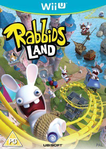 Rabbids Land (Nintendo Wii U): Amazon.co.uk: PC & Video Games