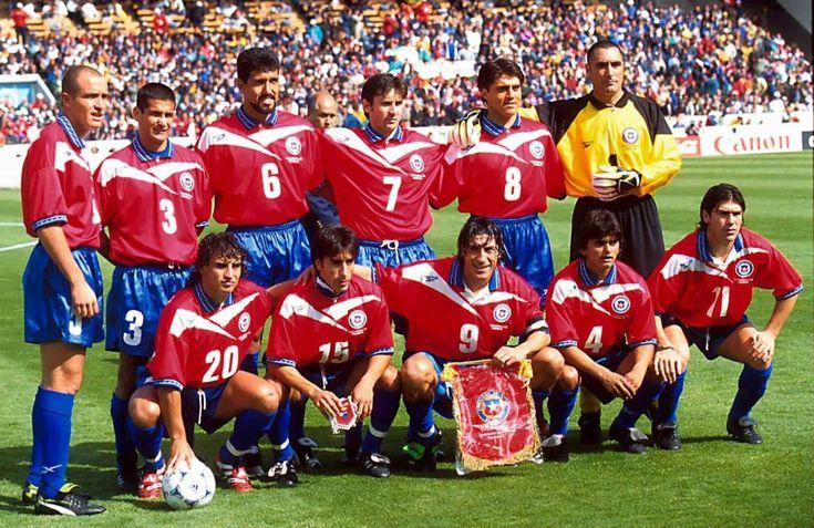 Chile en Francia 1998