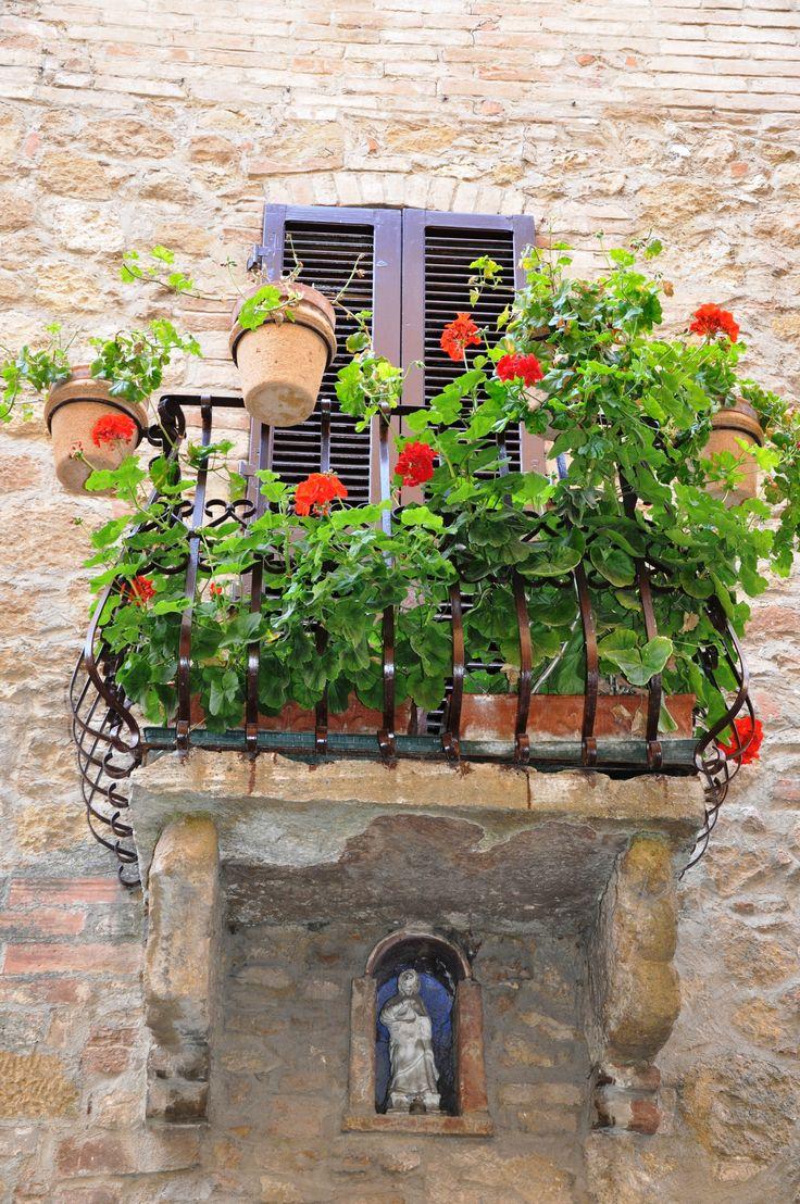 balconcino fiorito
