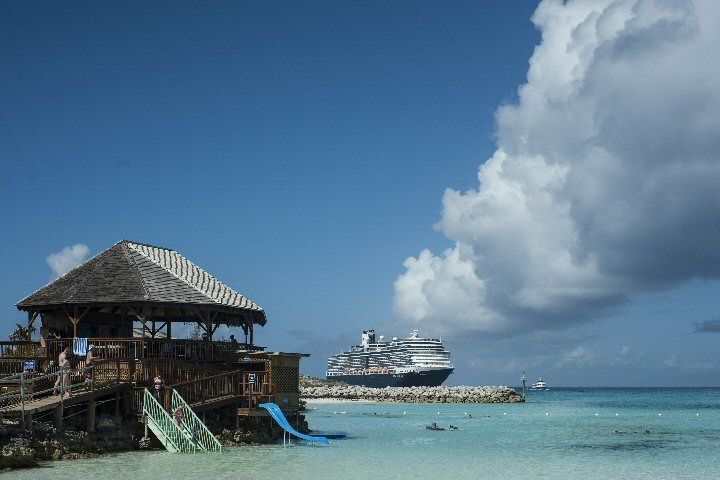 Half Moon Cay tips