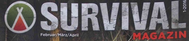 Survival Magazin 1-2016