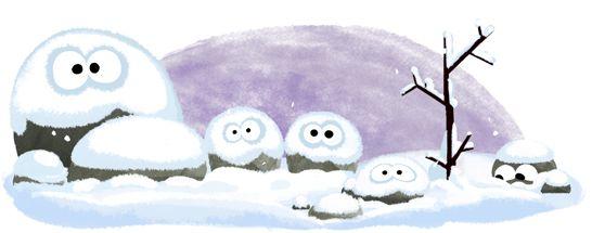 První zimní den 2016