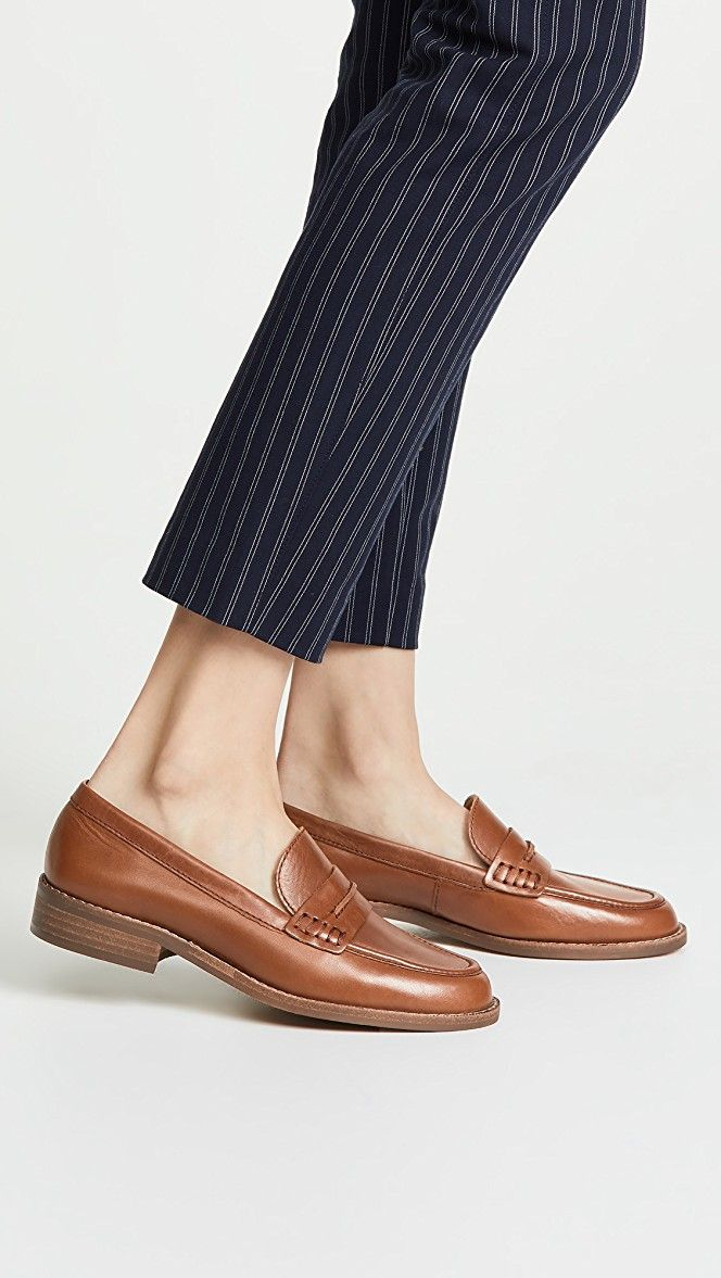 acf73a3fc23 Madewell The Elinor Loafers