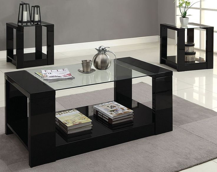 Mason 3 Piece Table Set. Black Coffee ... & 106 best ideas 4 hm images on Pinterest | Bed furniture Bedroom ...