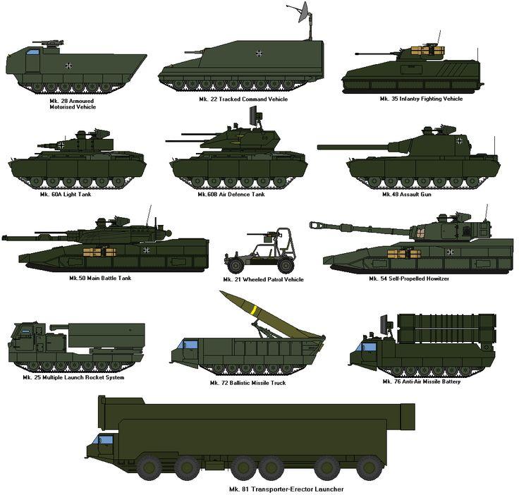 Army Vehicles By Louisvillian On DeviantART