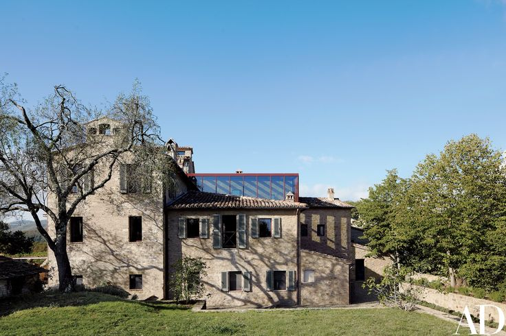 Inside the Transformation of a Rustic Italian Farmhouse Photos | Architectural Digest