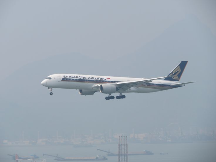 https://flic.kr/p/XhJcds | 9V-SMC | Type: passenger jet Airlines: Singapore airlines Manufacturer: airbus Airbus A350 A350-900xwb A350-941xwb 359 C    w    y    total 42   24   187   253 2x rr trent XWB-84 msn: 31 first flight: 27 apr 2016 production site: Toulouse(TLS) Test registration : F-WZFZ Delivery date: 28 may 2016 Flight: SQ856 From Singapore (SIN)