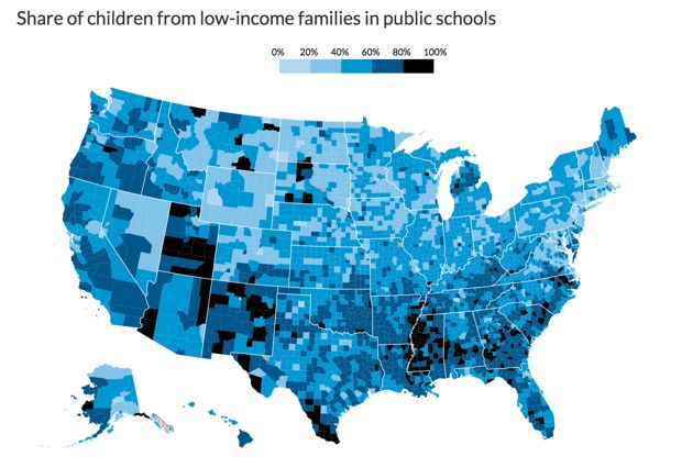 The Stark Inequality of U.S. Public Schools, Mapped | By Tanvi Misra | May 14, 2015  Micah 6:8 Act justly.