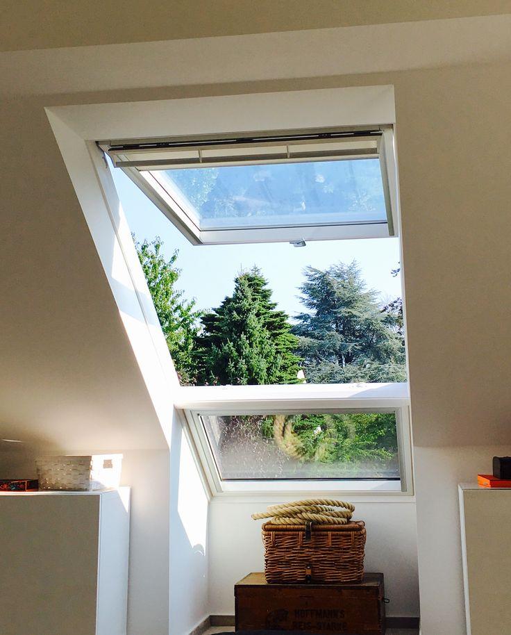 """Dachfenster """"Lichtband"""" von Velux...."""
