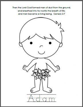 25 best ideas about adam and eve bible on pinterest for Adam eve coloring pages