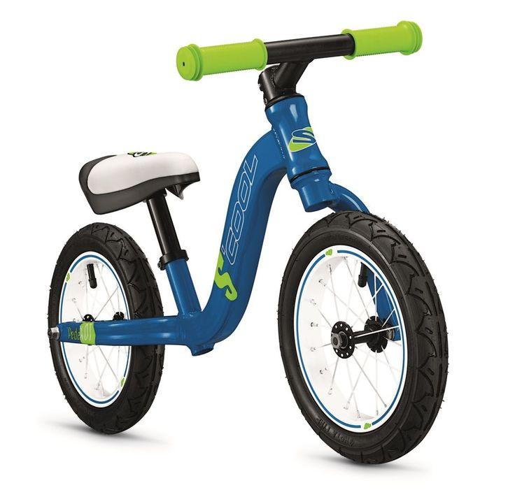 Kinderrad S'cool PEDEX 1 Lauflernrad 12 Zoll Farbe blau | ab 2 Jahre | 14401 in Sport, Radsport, Fahrräder | eBay!