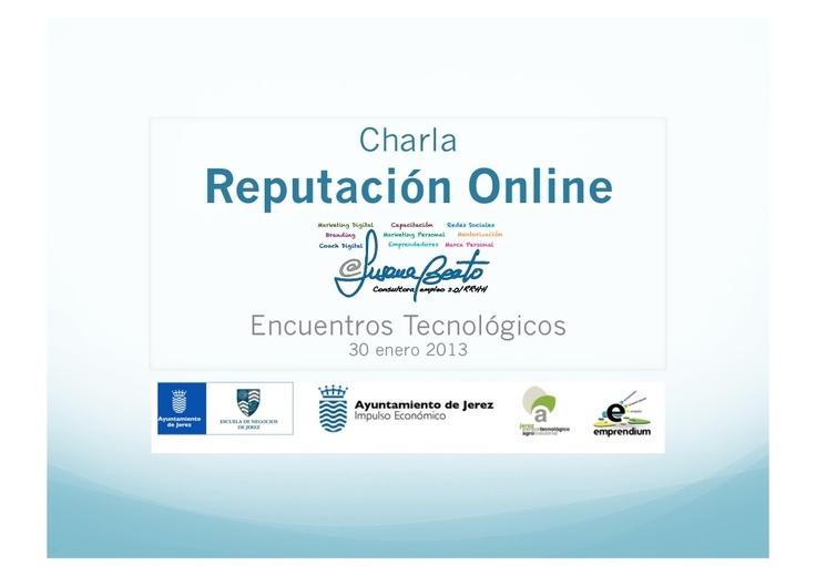 reputacin-online-cmo-gestiono-una-crisis by Susana Beato via Slideshare