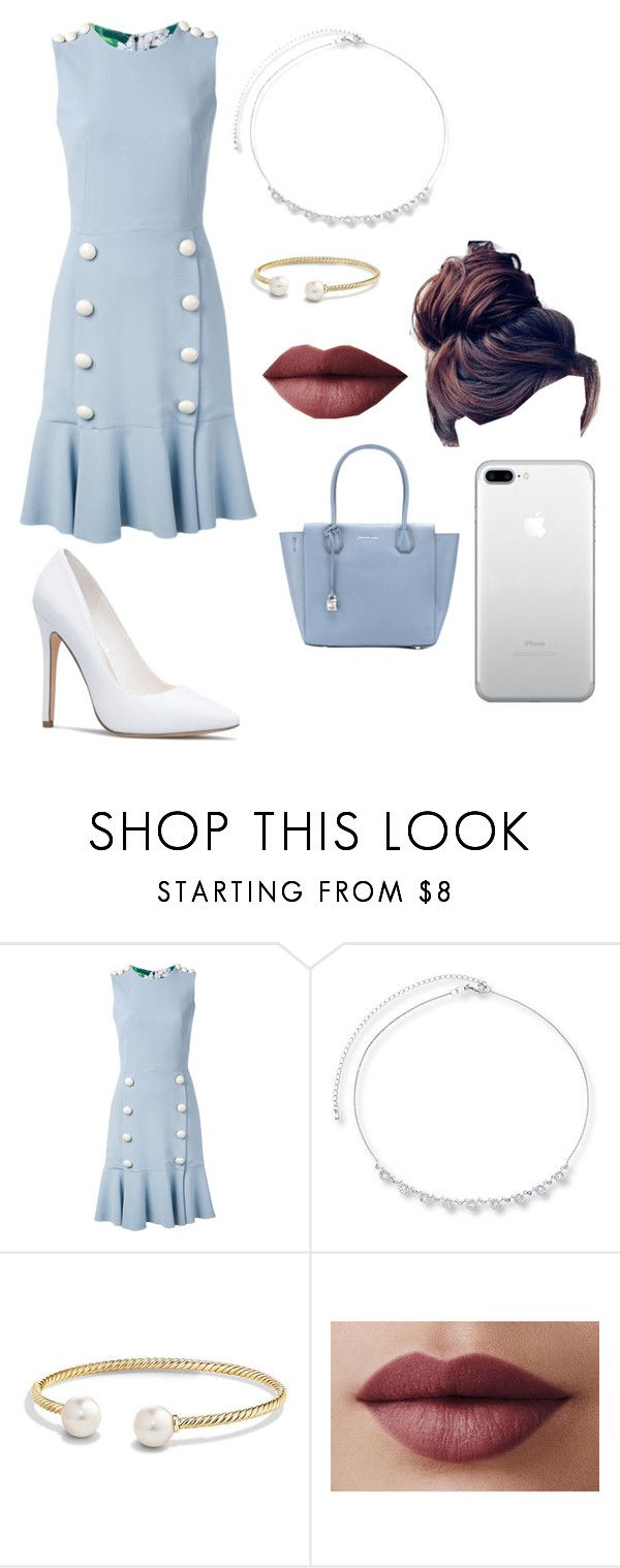 """inspired by kate middleton"" by tiyati on Polyvore featuring Dolce&Gabbana and David Yurman"