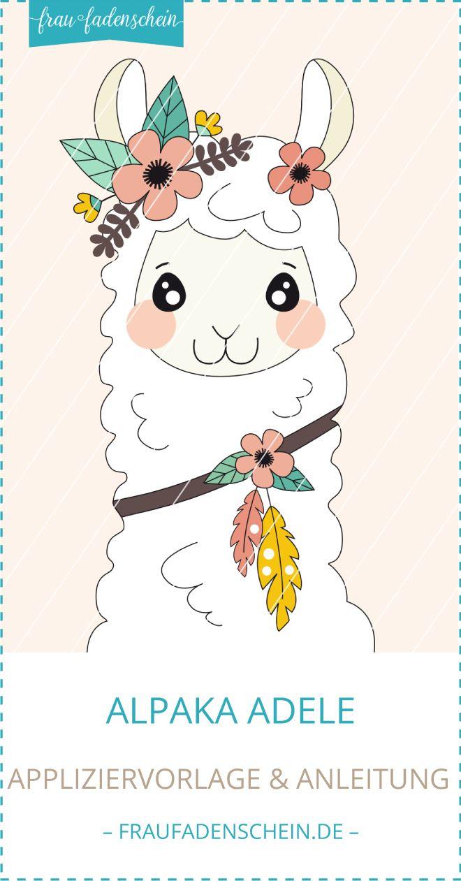 Cartoon Alpaca Coloring Page Alpaca Cartoon 6