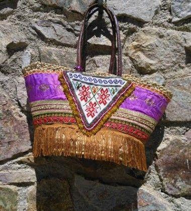Cesto étnico www.con2takones.com 39€