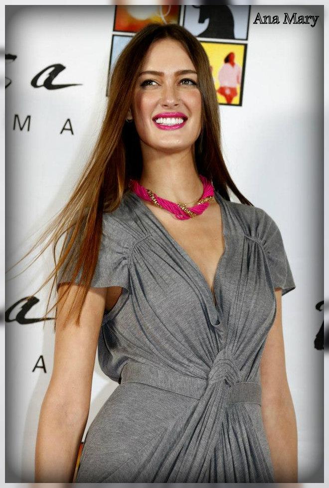 Amina Allam at Malaga Fashion Preview  Photo: Ana Mary
