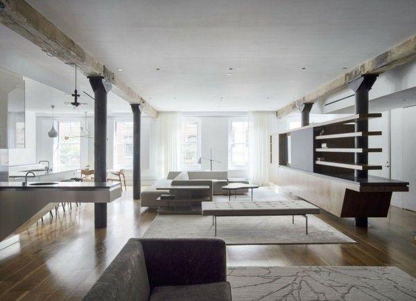 Die besten 25+ Ny loft Ideen auf Pinterest Dachwohnungen nyc - eklektischen stil einfamilienhaus renoviert